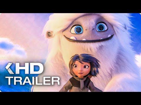 EVEREST: Ein Yeti Will Hoch Hinaus Trailer German Deutsch (2019)