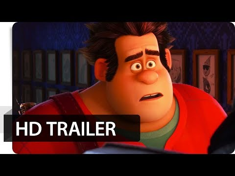 RALPH REICHTS - Offizieller Trailer (deutsch/german)   Disney HD