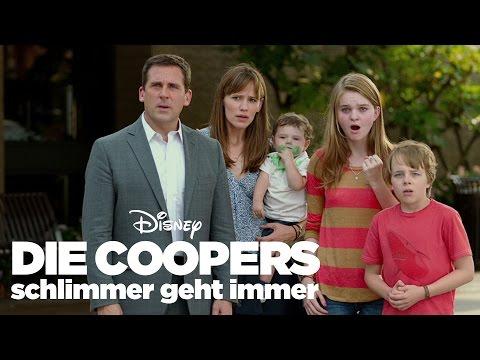 Die Coopers - Schlimmer geht immer - Disney HD Trailer (deutsch | German)