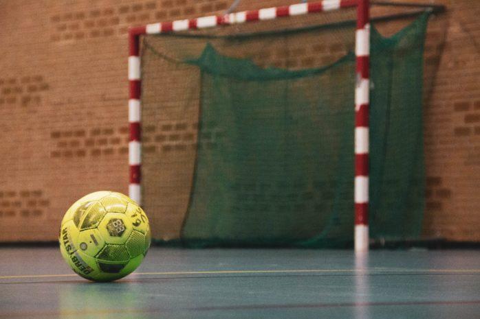 Handball während Corona