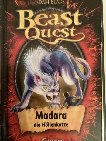 Beast Quest Madara die Höllenkatze