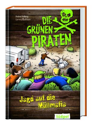 Schnupperkurs: Mein Lieblingsbuch: Die Grünen Piraten — Jagd auf die Müllmafia👍