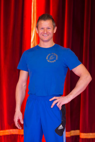 Interview mit Circus Jonny Casselly