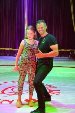 Jonny Casselly Junior Circus